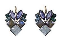 jewelry / gemstone obbsession / by Kimberly Atlas Harrington