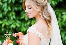 Wedding Hairstyles / Stumped on how to style your locks for your big day? Check out our favorite timeless wedding hairstyles.
