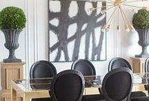 dining room / by Kimberly Atlas Harrington