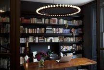 work space / by Kimberly Atlas Harrington