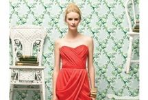 Designer Bridesmaid Dresses / by Martha Stewart Weddings Magazine