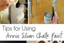 How to: Paint furniture / by Tiffany Baird