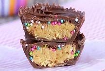 Yummy Treats!! / by Caitlin