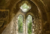 Beauty in the Broken / I see the beauty and mystery in these tragically abandoned or aged places...