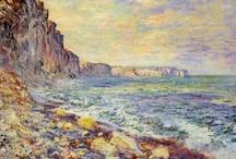 Art-Claude Monet / by Joan Redd