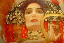 Art-Gustav Klimt / by Joan Redd