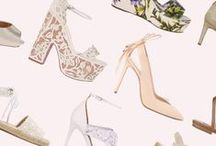 Wedding Accessories / Our favorite bridal accessories from shoes, to hair, to the perfect clutch.