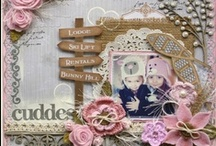 Scrapbooking / by Peggy Holtorf