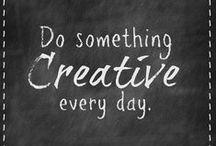 {Creativity} Quotes