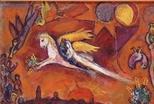 Art-Marc Chagall / by Joan Redd