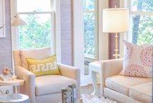 .living room. / by Kimberly Atlas Harrington