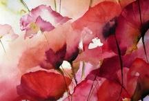 Art - Watercolors / by Joan Redd
