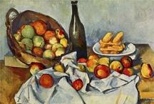 Art - Paul Cezanne / by Joan Redd