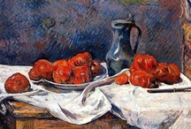 Art - Impressionists & Post-Impressionists / by Joan Redd