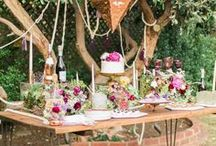 Bachelorette Party Ideas / Get inspired by our favorite bridal shower themes, details and touches.