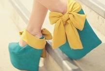 Shoes make me smile / by Catherine Cid