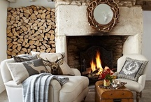 HOMeStyLe ~ Warm Neutrals / Neutral colours, natural textures, and that feeling you get when you're in a cosy and inviting environment.