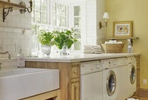 Love that Laundry Room / Laundry Rooms