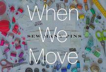 When We Move...