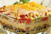 My Cookbook-Salads
