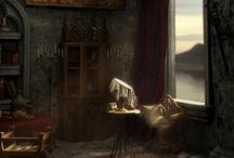 Fantasy - Castle Interior