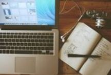 college life / study tips + dorm room ideas