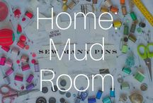 Home: Mud Room