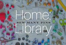 Home: Study/Library