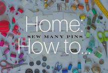 Home: How to...