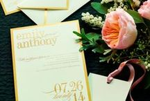 Wedding Etiquette / You asked, we answered. Our wedding etiquette advice to get you through the big day.