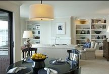 Lake Washington Condo Remodel / We were proud to help lighten up this cozy lake front condo