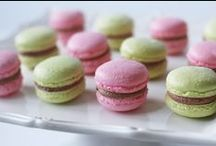 Recipes - Macarons  / Because there are just to many macaron recipes to fit on the french board!