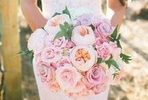 """Wedding Bouquets ❤ / Some """"Flower Power"""" ideas for your dream day. :) C.C.F."""
