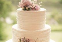 Wedding Cake & Food