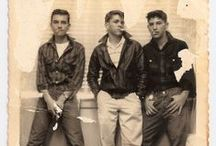 1950's (Rockabillies, The Vietnam War +) / by Abramo Vera