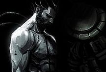 Art: Comic + Graphic Novel