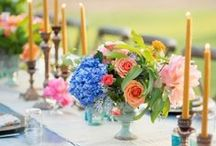 Wedding Rehearsal / Rehearsal ideas for the dinner before the big day!