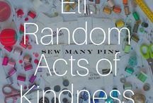 Elf Random Acts of Kindness