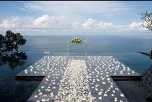 Weddings in Bali ❤ / Get inspired for your destination wedding in Bali!