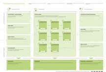 Workflows, Journey Maps and Canvases / A collection of examples of workflows, customer journey maps and other canvases.