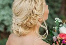 Wedding Updo Hairstyles / Your wedding beauty look is almost as important as your dress! We've curated our favorite updo hairstyles to give you hair inspiration for your wedding day.