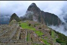 South America / Travels to South America -- Brazil, Bolivia, Peru