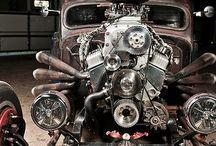Rat Rod / Rat Rod Ideas, Rat Rod Trucks, Rat Rod Cars