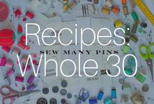 Recipes: Whole 30