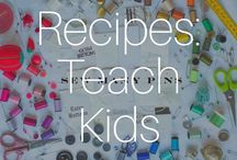 Recipes: Kids Can Cook