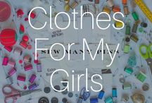 Clothes For My Girls