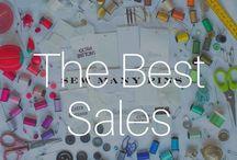 The BEST SALES Around!