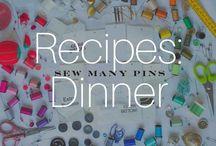 Recipes: Dinner