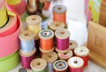 Sew Inspiring / Sewing inspiration {sewing ideas for gifts and other possibilities}