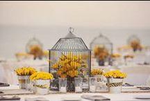 yellow event inspiration